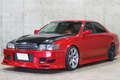 1999 Toyota CHASER JZX100 TOURER V, HPI Intercooler, Blitz Radiator, HKS Hipermax Height Adjustable Coilovers